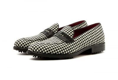 Left side Loafer Golf Bespoke Shoes