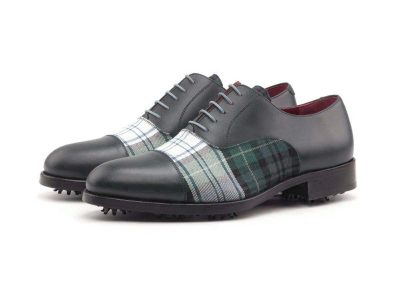 Left side Oxford Golf Bespoke Shoes